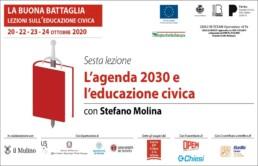 10.Sesta lezione_Agenda 2030 e educazione civica_Stefano Molina