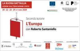 6.Seconda lezione_Europa_Roberto Santaniello